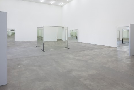 Robert Morris, Untitled (Williams Mirrors), 1976-77, Sprüth Magers