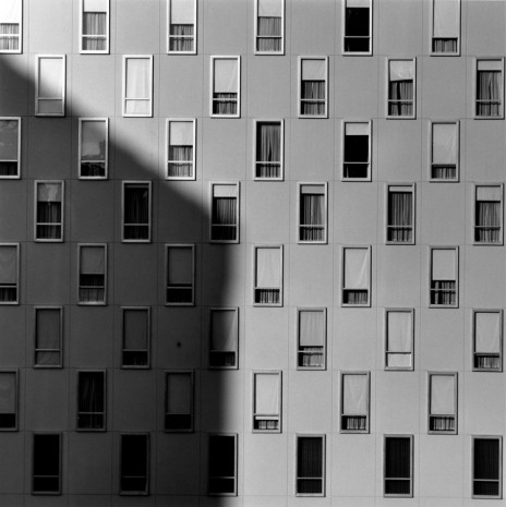 Robert Mapplethorpe, Apartment Windows, 1977 , Alison Jacques Gallery