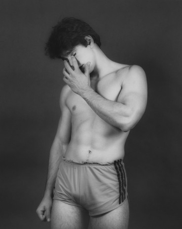 Robert Mapplethorpe, Arthur Diovanni, 1982 , Alison Jacques Gallery