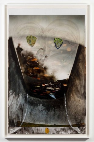Huma Bhabha, Untitled, 2016, Stephen Friedman Gallery