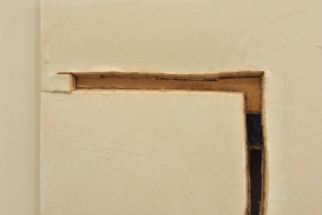 Gordon Matta-Clark, A W-Hole House (Four Corners) (detail), 1973 , Marian Goodman Gallery