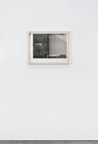 Gordon Matta-Clark, Walls, 1972 , Marian Goodman Gallery