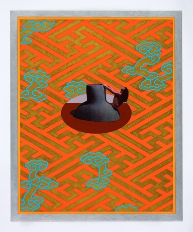 Ken Price, Study for Chinese Figurine Cup, 1969, Hauser & Wirth