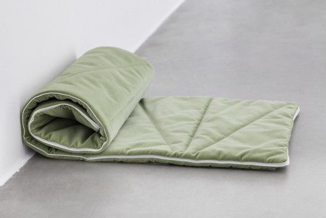 Riccardo Beretta  , Sleeping bag (Negative Cognition), 2017, Francesca Minini