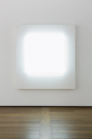 Mary Corse, Untitled (White Light Series), 1966, Almine Rech