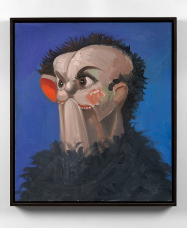 George Condo, Mr. Tarantula, 2007, Simon Lee Gallery