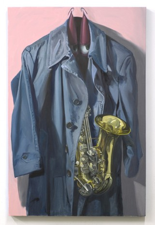 Justin John Greene, Sax Variation II, 2016, Simon Lee Gallery