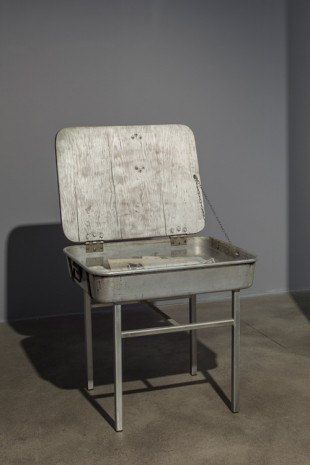 Edward Kienholz, Drawing for Portable War Memorial, 1970, Sprüth Magers