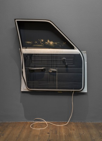 Edward Kienholz, Drawing for Five Car Stud, 1969-1972, Sprüth Magers