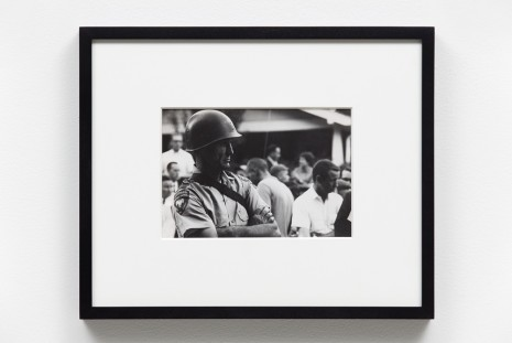Danny Lyon, Ole Miss, 1963, Gavin Brown's enterprise