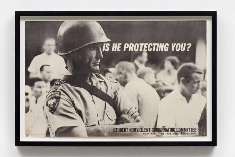 Danny Lyon, Is He Protecting You?, , Gavin Brown's enterprise