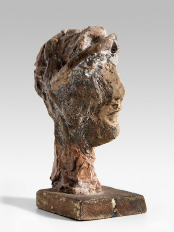 Henry Moore, Head: Profile, 1964, Hauser & Wirth