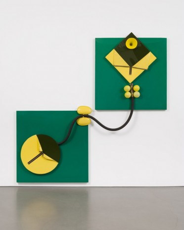 Miguel Ángel Cárdenas, Green Couple, 1966, Andrea Rosen Gallery