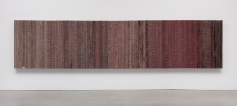 Theaster Gates, Dirty Red, 2016 , Regen Projects