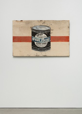 Theaster Gates, Whiter than White, 2016, Regen Projects