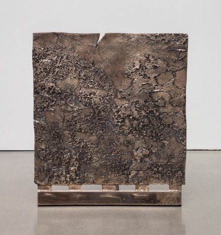 Theaster Gates, Tar Section, 2017 , Regen Projects