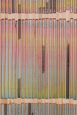 Thomas Linder, Slat Louver with Three Interruptions 3, 2016, Ibid