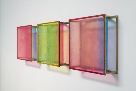 Thomas Linder, Light Filter Triptych, 2017, Ibid