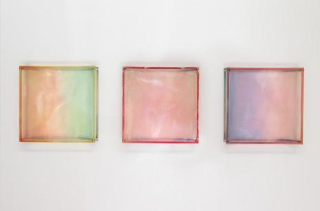 Thomas Linder, Light Filter Triptych 2, 2017, Ibid