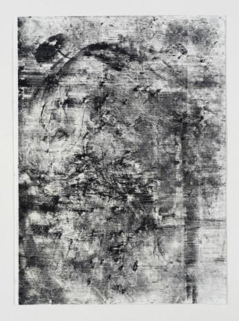 Jack Whitten , The Third Entity #7, 2016, Hauser & Wirth