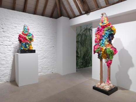 Exhibition : Djordje Ozbolt Hauser Wirth Somerset | Daily Art Fair