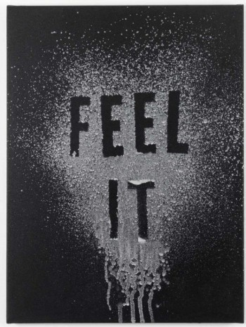 Mark Flood, Feel It, 2011, Peres Projects