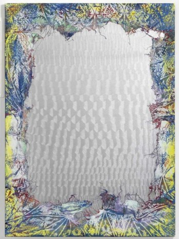 Mark Flood, Coral Mirror, 2011, Peres Projects