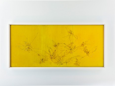 Lee Bul, Untitled (Mekamelencolia - Yellow Velvet #1), 2016, Lehmann Maupin