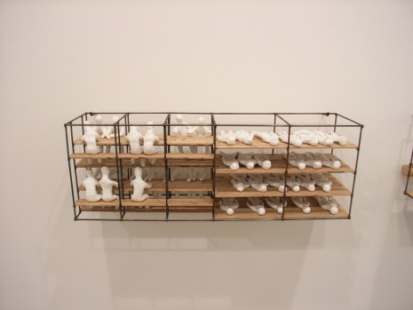 Atelier Van Lieshout, Model Work/Sleep unit (with puppets), 2006, König Galerie
