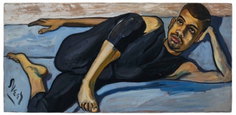 Alice Neel, Ballet Dancer, 1950 , David Zwirner