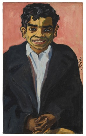 Alice Neel, Georgie Arce, 1955, David Zwirner