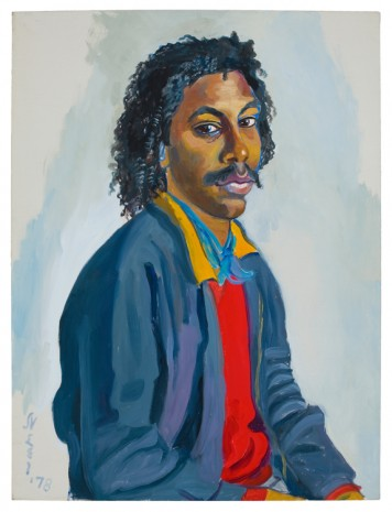 Alice Neel, Stephen Shepard, 1978 , David Zwirner
