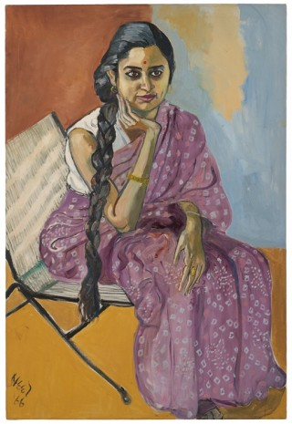 Alice Neel, Woman, 1966 , David Zwirner
