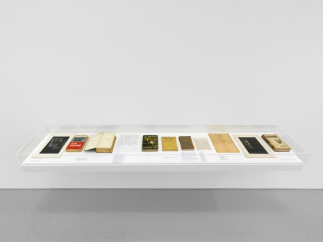 Alice Neel David Zwirner Selected books written by Alice Neel's subjects and other related publications and photographs chosen by Hilton Als