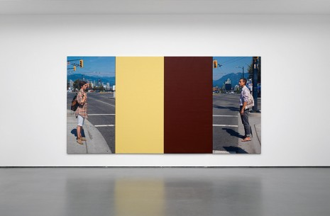 Ian Wallace, Untitled (At the Crosswalk V), 2008, Hauser & Wirth