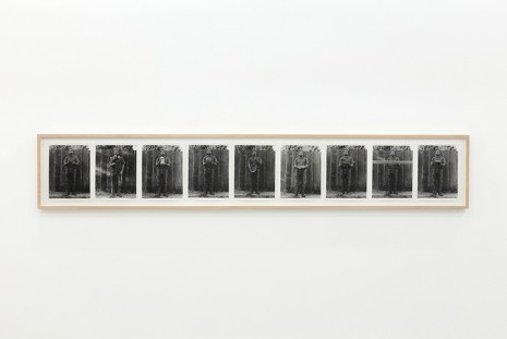 Robert Kinmont, Just about the right size, 1970 / 2008, Hauser & Wirth