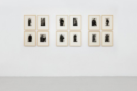 Sherrie Levine, After August Sander, 2012, Hauser & Wirth