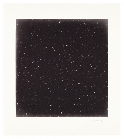 Vija Celmins, Untitled #3, 2016, Matthew Marks Gallery
