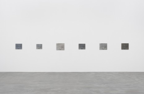 Vija Celmins, A Painting in Six Parts, 1986-87/2012-16, Matthew Marks Gallery