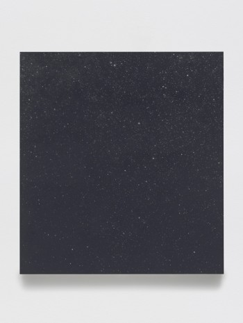 Vija Celmins, Night Sky #26, 2016-17, Matthew Marks Gallery