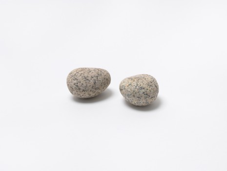 Vija Celmins, Two Stones, 1977/2014-16, Matthew Marks Gallery