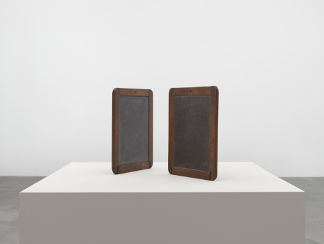 Vija Celmins, Blackboard Tableau #10, 2007-2015, Matthew Marks Gallery