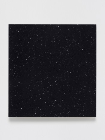 Vija Celmins, Night Sky #25, 2016-17, Matthew Marks Gallery