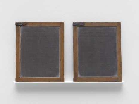 Vija Celmins, Blackboard Tableau #12, 2007-2015, Matthew Marks Gallery