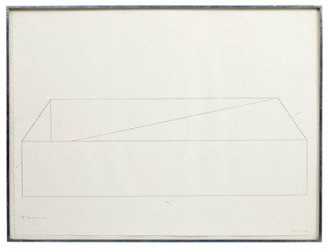 Donald Judd, Untitled, 1974, Sprüth Magers