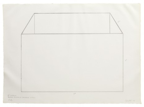 Donald Judd, Untitled, 1973, Sprüth Magers