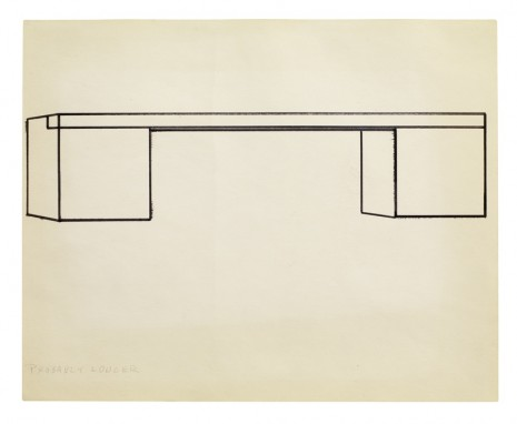 Donald Judd, Untitled, 1965, Sprüth Magers