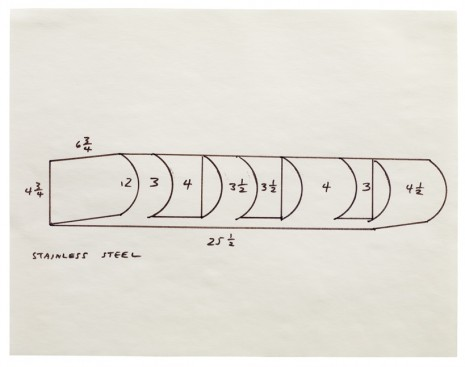 Donald Judd, Untitled, 1968, Sprüth Magers
