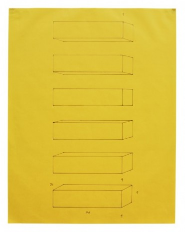 Donald Judd, untitled, , Sprüth Magers