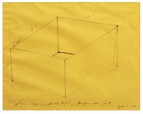 Donald Judd, Untitled, 1972, Sprüth Magers
